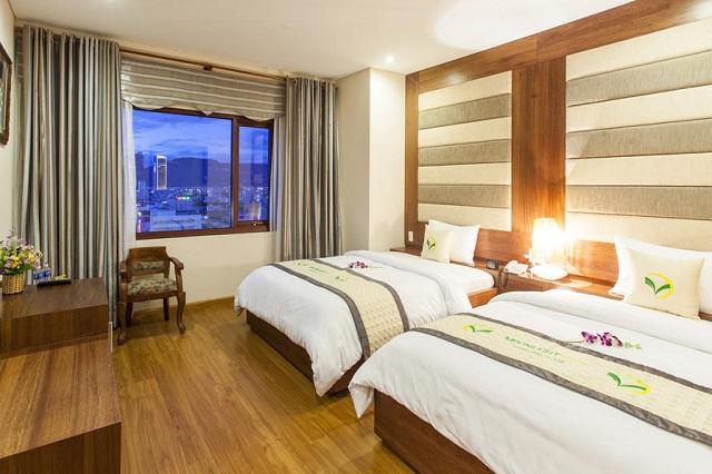 Hình 1 - Moonlight Hotel có những dịch vụ tốt ở Đà Nẵng