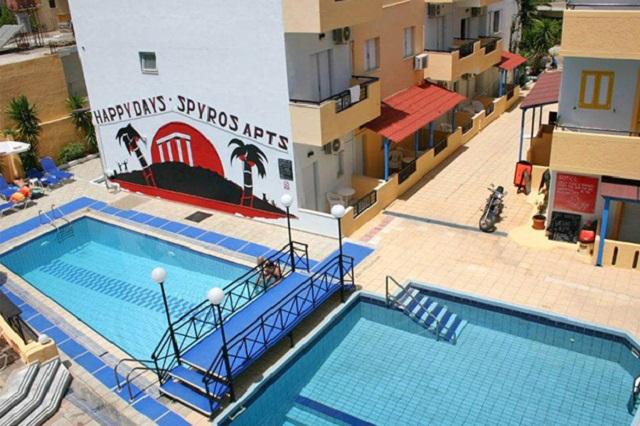 Hình 10- Kiến trúc ấn tượng của Happy Day Hotel
