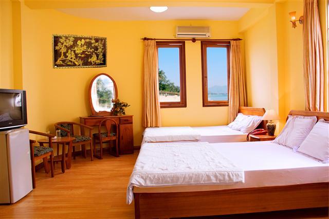 Hình 7- Indochine Hotel Nha Trang được nhiều du khách lựa chọn khi đến Nha Trang
