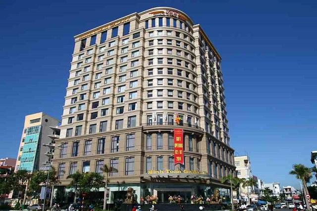 Hình 7 – Khách sạn Minh Toàn Galaxy nằm ở vị trí trung tâm thành phố