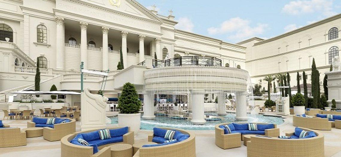 3 khách sạn có kiến trúc độc đáo ở Las Vegas