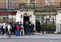 Khám phá bảo tàng Sherlock Holmes
