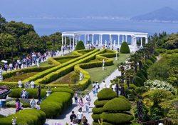 """""""Mê hoặc"""" với cảnh đẹp ở vườn địa đàng của Hàn Quốc"""