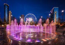 Thưởng lãm 3 công viên đẹp nhất Atlanta