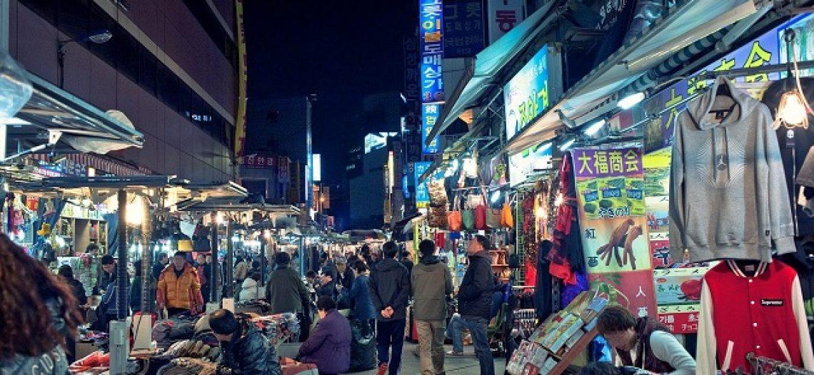 Chợ Dongdaemun – địa điểm tham quan và mua sắm tốt nhất Seoul