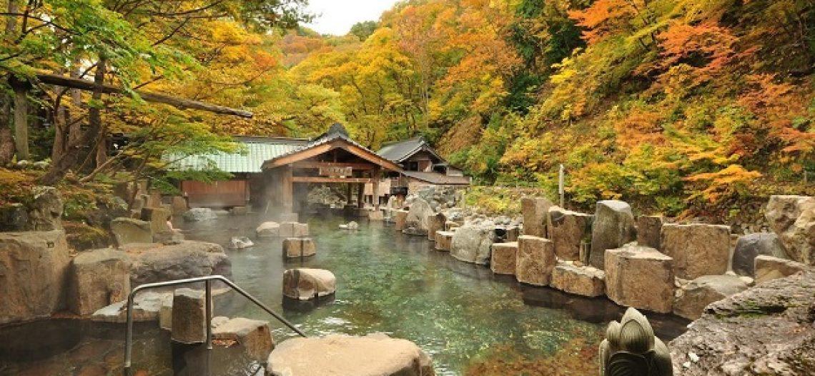 Khách sạn cổ nổi tiếng nhất Nhật Bản