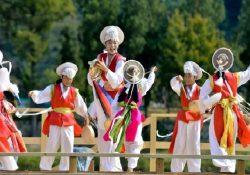 Những lễ hội mùa thu đặc sắc chỉ có ở Hàn Quốc