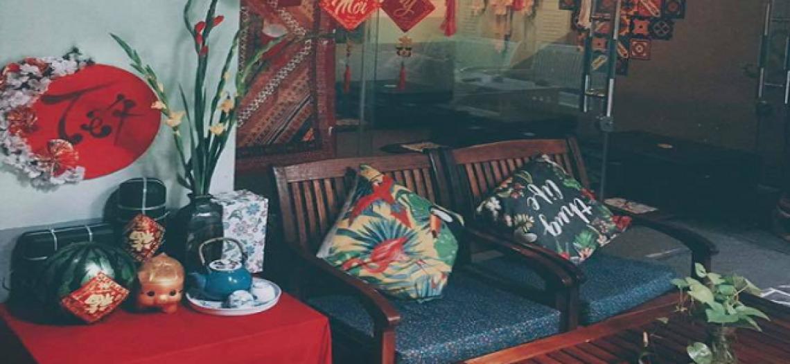 """3 quán cà phê vintage ở Quy Nhơn cho """"fan sống ảo"""""""