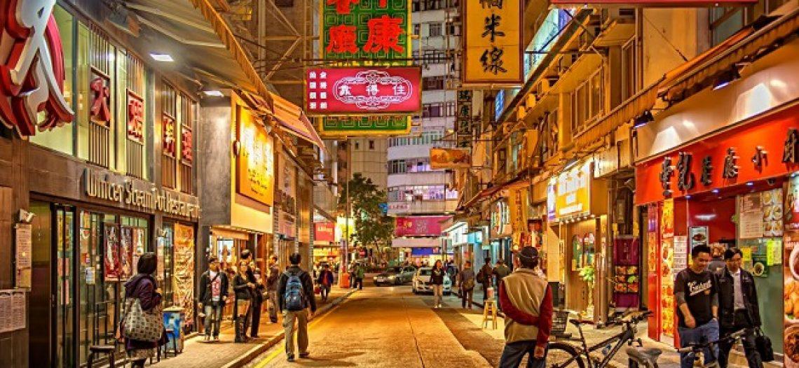 Mách bạn những điểm vui chơi về đêm cực ấn tượng tại Hong Kong