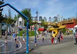 Những khu vui chơi giải trí đa dạng và ấn tượng tại Vancouver
