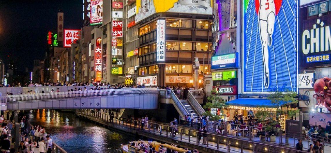 Phá đảo các điểm ăn chơi hàng đầu ở Osaka