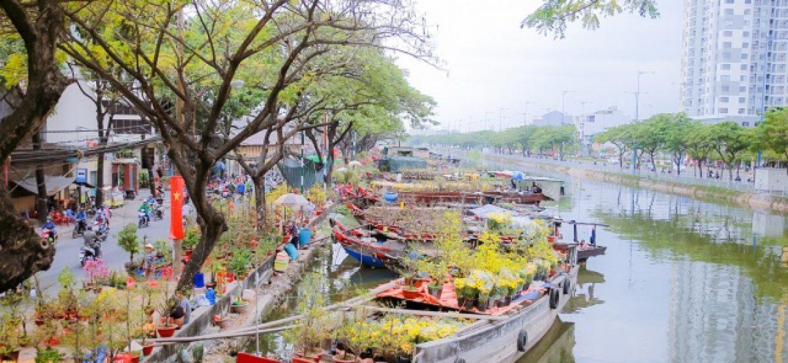 Gợi ý địa điểm sống ảo chất như nước cất tại Sài Gòn