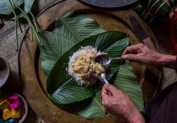 Bánh chưng – một phần không thể thiếu vào ngày Tết ở Thanh Hóa