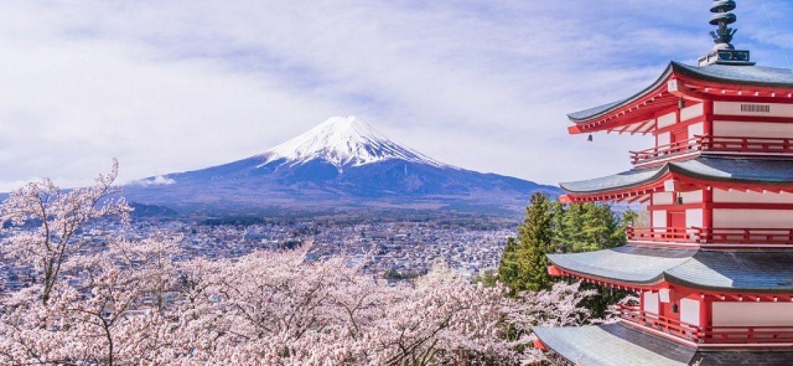 Chureito – ngôi chùa ngắm núi Phú Sĩ đẹp nhất Nhật Bản