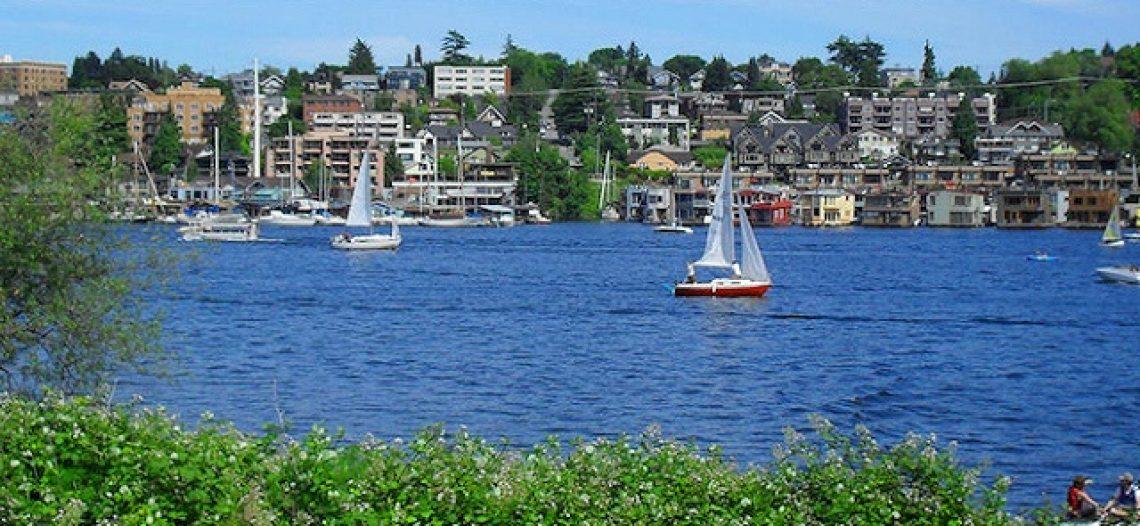 Khám phá 3 hồ nước xanh mát tuyệt đẹp ở Seattle