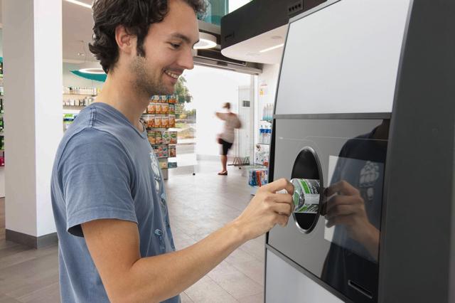Các kho tái chế tại Đức được đánh giá là một trong những sáng kiến tuyệt vời để bảo vệ môi trường