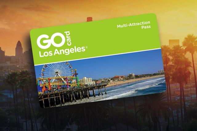 Sở hữu Go Los Angeles Card là cách lý tưởng để tiết kiệm chi phí tham quan các điểm đến nổi tiếng