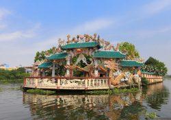 Cầu duyên tại ngôi chùa Miếu Nổi linh thiêng ở Sài Gòn