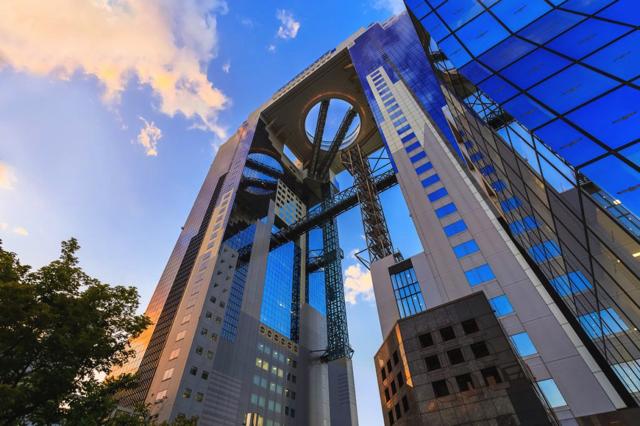 Toà nhà Umeda Sky – Một trong những công trình ấn tượng nhất khu vực Kita