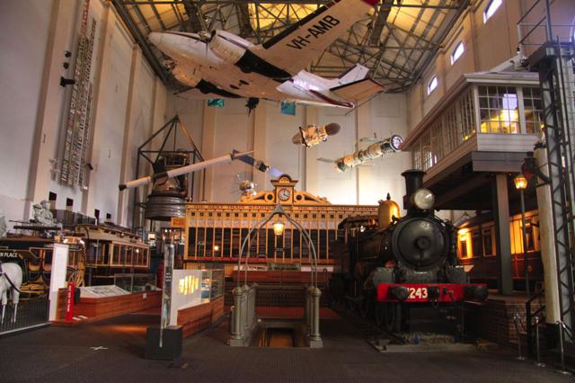 Giống như tên gọi của mình, Bảo tàng Nhà máy Sydney sẽ mang bạn đến với thế giới của khoa học và các máy móc, công cụ độc đáo