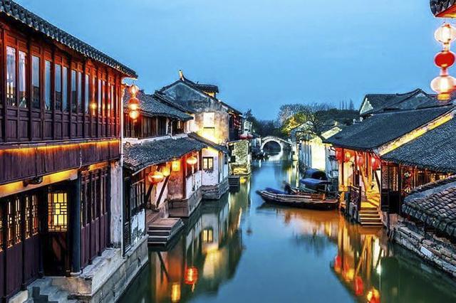 Tô Châu là một trong những điểm đến được đánh giá cao ở Trung Quốc