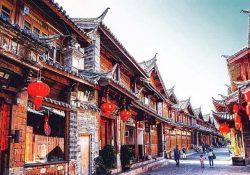 Đại Nghiên Cổ Trấn – du lịch Trung Quốc nên đi đâu