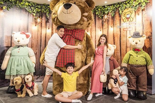 Bảo tàng gấu Teddy là điểm đến hoàn hảo cho cả gia đình