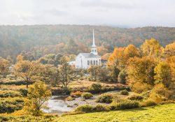 4 địa điểm ở Mỹ đẹp nhất vào mùa thu